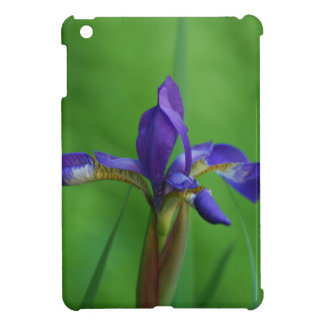 Blooming Siberian Iris iPad Mini Cover