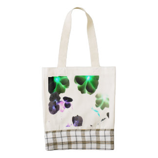 Blooming space Tote