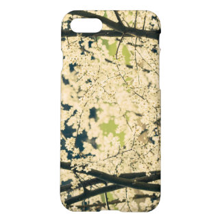 Blooming Spring Flowers on Trees iPhone 8/7 Case