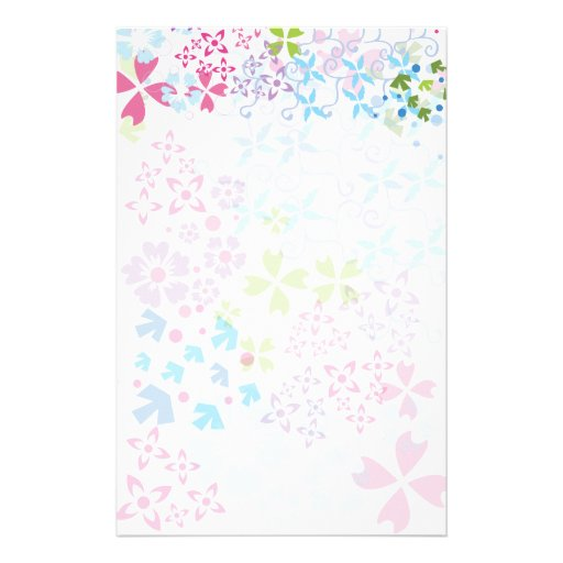 Blooming Stationery