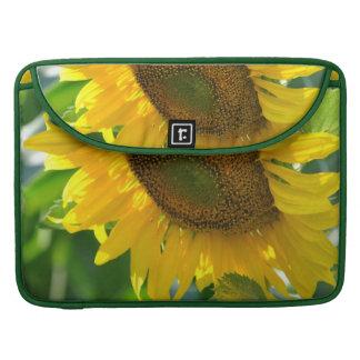"""Blooming Sunflower 15"""" Macbook Sleeve Sleeve For MacBook Pro"""