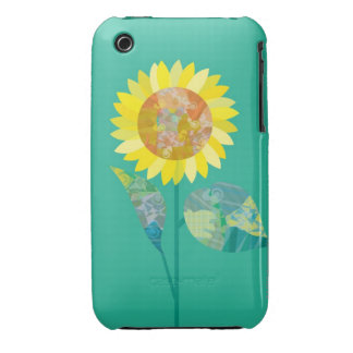 Blooming Sunflowers iPhone 3 Case-Mate Cases