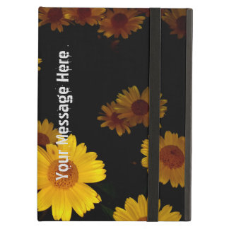 Blooming Sunflowers Cover For iPad Air