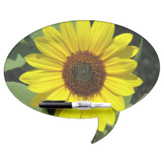 Blooming Sunflowers Dry Erase Boards