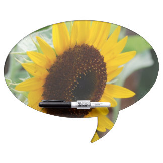 Blooming Sunflowers Dry-Erase Whiteboards