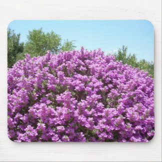 Blooming Texas Sage Mousepad