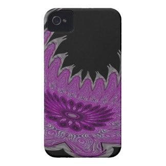 Blooming Wings purple Case-Mate Blackberry Case