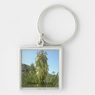 Blooming Yucca Keychain