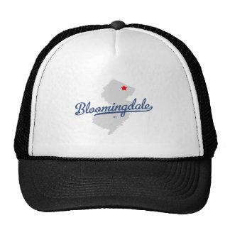 Bloomingdale New Jersey NJ Shirt Trucker Hat