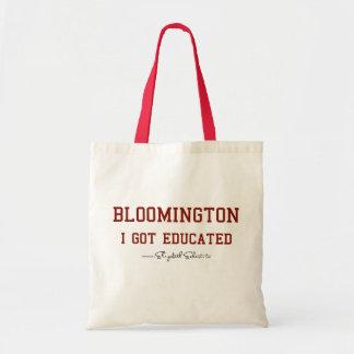 Bloomington Bolsa Tela Barata