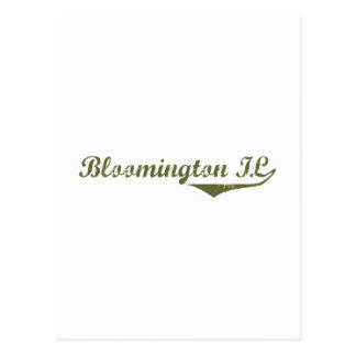 Bloomington Revolution tee shirts Postcard