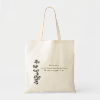 bloominous canvas bags