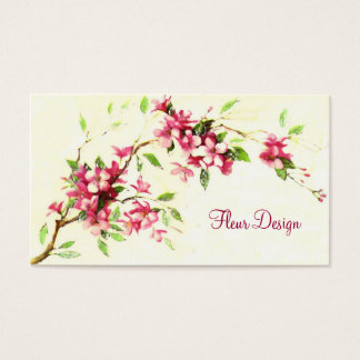 Blooms Business Card