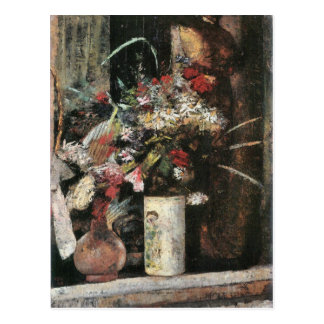 Blooms by Lesser Ury Postcard