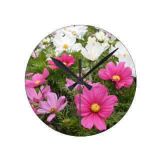 Blooms Round Wallclocks