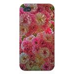 Blooms iPad case iPhone 4 Case