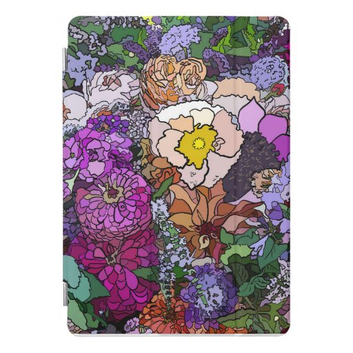 Blooms iPad Pro Cover