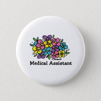 Blooms Medical Assistant Button