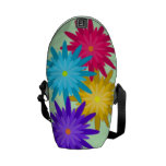 Blooms Messenger Bags