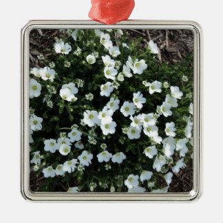 Blooms Metal Ornament