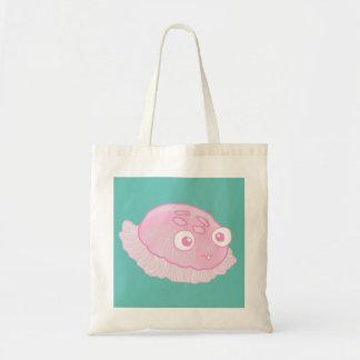 Bloop Merpuff Tote Bags