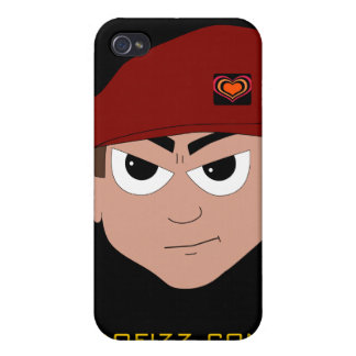 Blops Beret iPhone 4 Speck Case iPhone 4/4S Covers