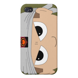 Blops Character iPhone4 Speck Case Covers For iPhone 4