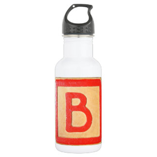 Bloque B del alfabeto