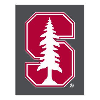 """Bloque cardinal """"S"""" con el árbol 3 Postal"""