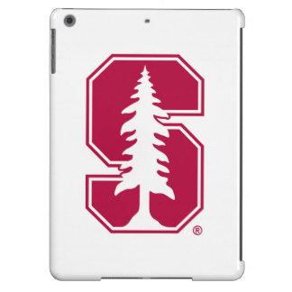 """Bloque cardinal """"S"""" con el árbol Funda Para iPad Air"""