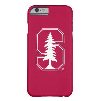 """Bloque cardinal """"S"""" con el árbol Funda Para iPhone 6 Barely There"""
