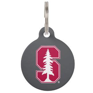 """Bloque cardinal """"S"""" con el árbol Identificador Para Mascotas"""