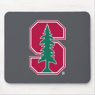 """Bloque cardinal """"S"""" con el árbol Mousepad"""