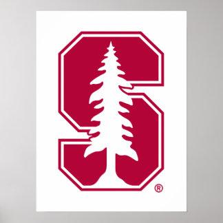 """Bloque cardinal """"S"""" con el árbol Póster"""