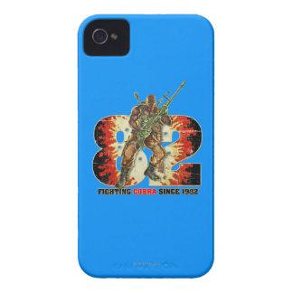 Bloque de camino 82 Case-Mate iPhone 4 protector