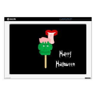 Bloque de hielo de Halloween Frankenstein Portátil Calcomanía