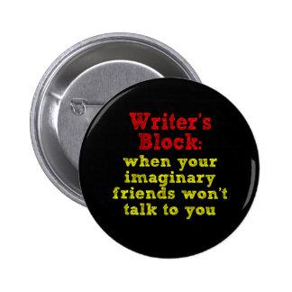 Bloque de los escritores: pin