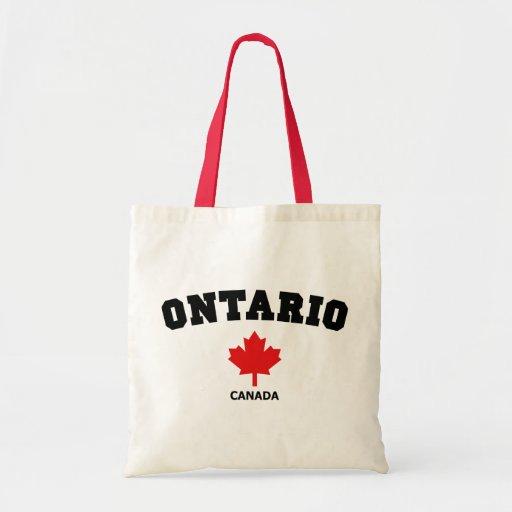 Bloque de Ontario Bolsas