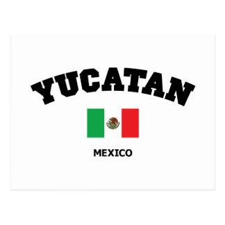 Bloque de Yucatán Postal