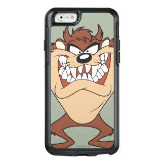 Bloque del cuerpo de Taz™ Funda Otterbox Para iPhone 6/6s