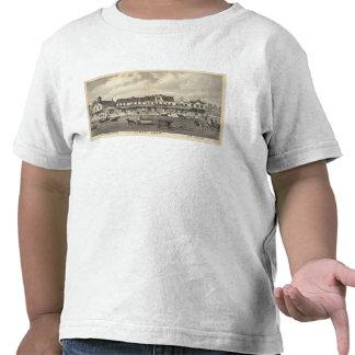 Bloque del negocio, parque de Asbury, New Jersey Camiseta