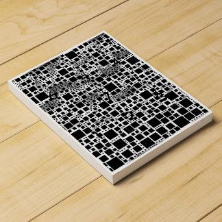 bloque en el bloque B&W Calendarios De Adviento