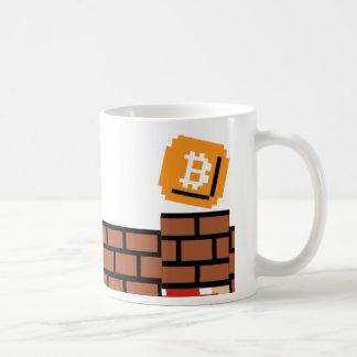 Bloque estupendo de Bitcoin (taza) Taza Clásica