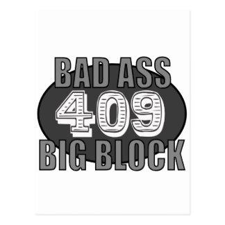 bloque grande 409 postales