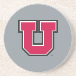 Bloque U de Utah Posavasos Manualidades