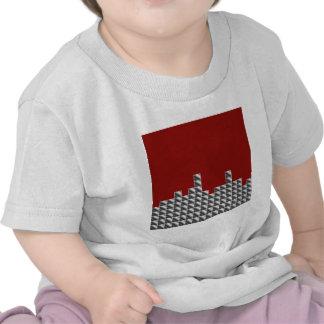 Bloquea las ilustraciones camisetas