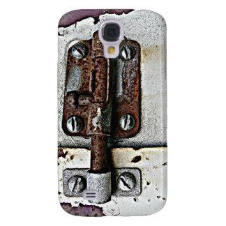 ¡Bloqueado! Perno y pintura oxidados de la peladur Funda Para Galaxy S4