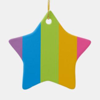 Bloqueo colorido del color de las rayas ornamente de reyes