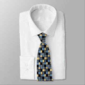 bloques, corbatas