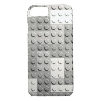 Bloques de la plata funda iPhone 7